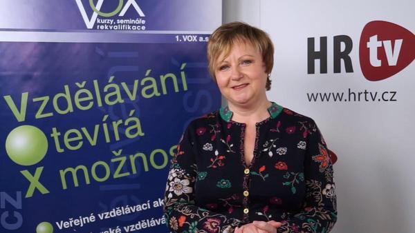 Profil Jarmily Skopalové - lektorky společnosti 1. VOX