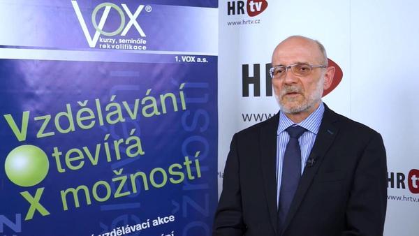 Profil Petera Benkoviče - konzultanta, kouče a lektora společnosti 1. VOX