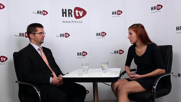Jan Tlučhoř v HR tv: Flexibilní možnosti studia Západočeské univerzity v Plzni
