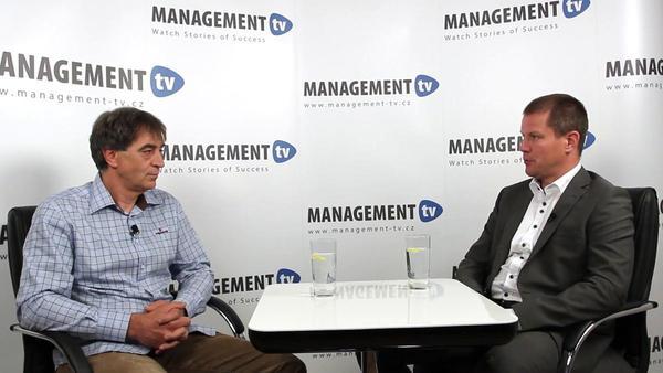 Petr Novák v Management TV: Jak zefektivnit svoji práci díky znalosti počítačových programů