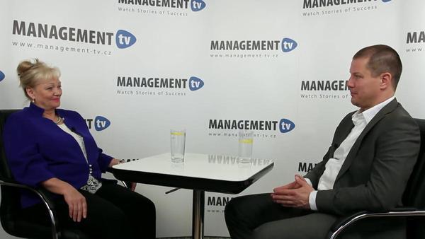 Zdenka Vostrovská v Management TV: Strategický rozvoj společnosti 1.VOX, a.s. v orientaci na aktuální potřeby trhu