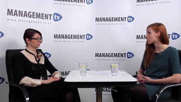 Magdaléna Homolková v Management TV: Rozvojová zpětná vazba – klíčový nástroj k úspěchu lidí