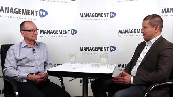 Vratislav Kalenda v Management TV: Ostrý skalpel, prosím!