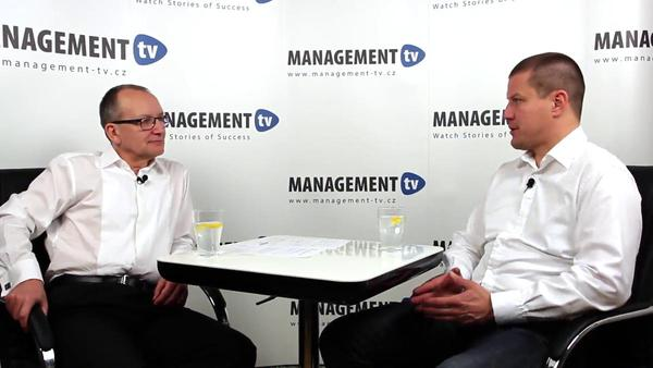 Vratislav Kalenda v Management TV: Můžeme hned, šéfe?