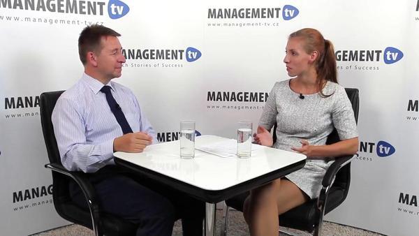 Martin Kalenda v Management TV: Podpora lidí a zvyšování výkonu organizací