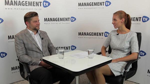 Zdeněk Bajer v Management TV: Sociální sítě nenahradí osobní přístup