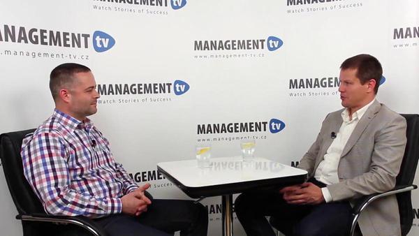 Radek Černý v Management TV: Učím to, co sám denně aplikuji v praxi