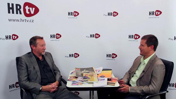 David Gruber v HRtv: Triky a techniky efektivního vzdělávání