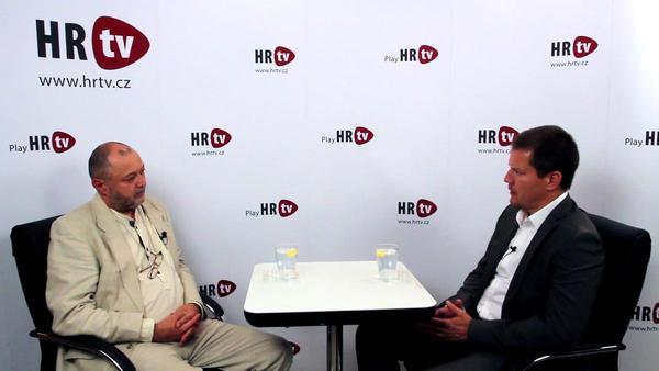 Petr Růžička v HRtv: Pomáhám lidem zvládat stres