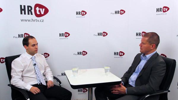 Jaroslav Nedoma v HRtv: Cílem je usnadnit klientovi práci s informačními technologiemi